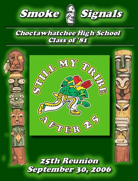 2006 Reunion CHS Class of 1981 Wine Label