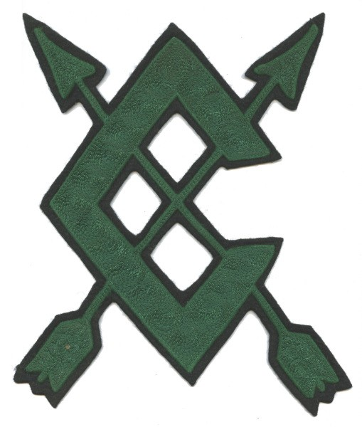 1980 Choctawhatchee High School Letter Symbol