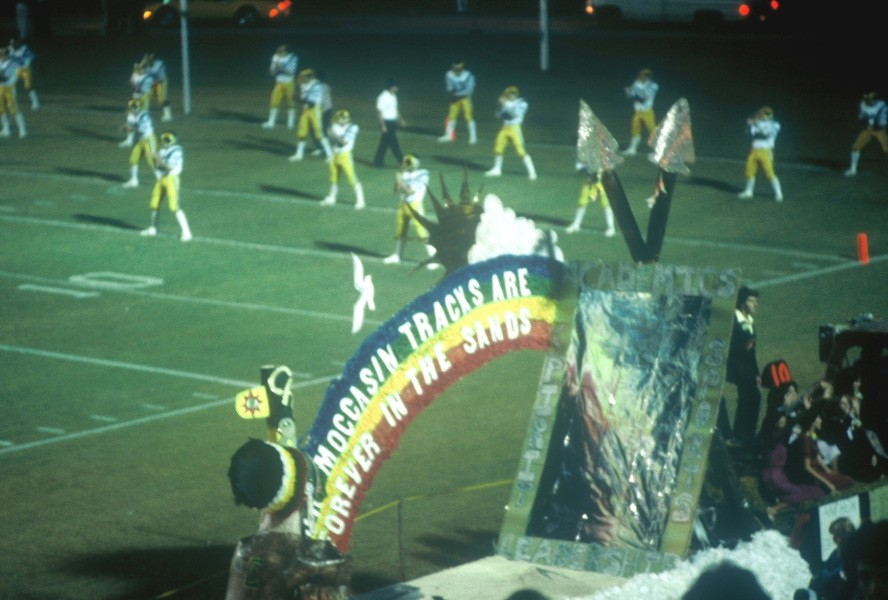 1980 CHS Home Coming Float